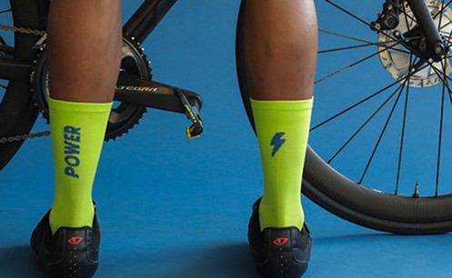 SUSTAINABLE CYCLING SOCKS